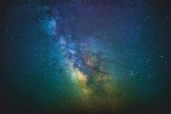 """Фотошпалери """"Скупчення зірок"""" (#100001)"""