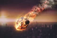 """Фотошпалери """"Астероїд"""" (#1000014)"""