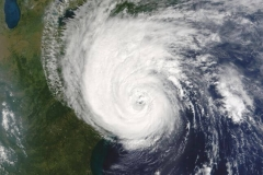 "Фотошпалери ""Ураган з космосу"" (#100008)"