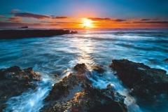 "Фотошпалери ""Хвилі"" (#110007)"