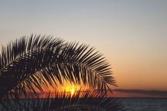 "Фотошпалери ""Захід сонця"" (#110008)"