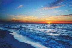 "Фотошпалери ""Захід сонця"" (#110011)"