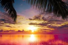"Фотошпалери ""Захід сонця"" (#110015)"