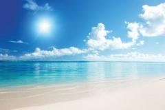 """Фотошпалери """"Морський пляж"""" (#110041)"""