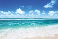 """Фотошпалери """"Морський пляж"""" (#110043)"""