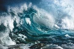 "Фотошпалери ""Морська хвиля"" (#110044)"
