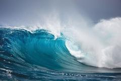 "Фотошпалери ""Морська хвиля"" (#110048)"