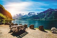 "Фотошпалери ""Норвезька природа"" (#120011)"