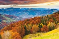 """Фотошпалери """"Осінні гори"""" (#120016)"""