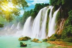 """Фотошпалери """"Водоспад В'єтнам"""" (#120017)"""