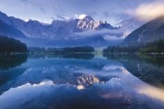 "Фотошпалери ""Гірське озеро"" (#120022)"