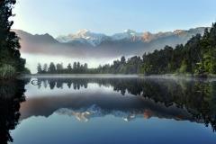 "Фотошпалери ""Гірське озеро"" (#120076)"