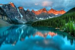 "Фотошпалери ""Льодовикове озеро - Морейн"" (#120081)"