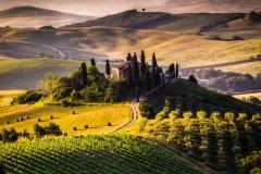 """Фотошпалери """"Італійський пейзаж"""" (#120082)"""