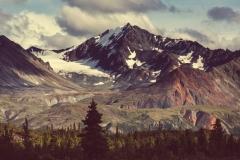 """Фотошпалери """"Гірська панорама"""" (#120089)"""