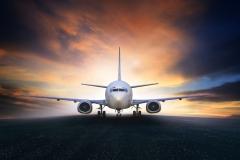 """Фотошпалери """"Літак"""" (#140020)"""