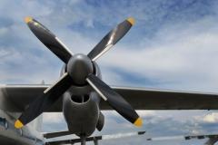 "Фотошпалери ""Двигун літака"" (#140026)"