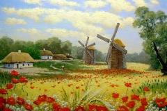 """Фотошпалери """"Український пейзаж"""" (#150027)"""