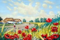 """Фотошпалери """"Український пейзаж"""" (#150028)"""