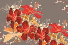 """Фотошпалери """"Квіти"""" (#160003)"""