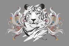 """Фотошпалери """"Тигр"""" (#10002)"""