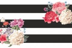 """Фотошпалери """"Квіти і Лінії"""" (#10006)"""