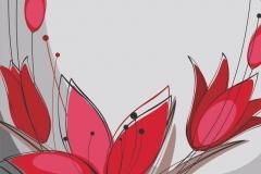 """Фотошпалери """"Квіти"""" (#10162)"""