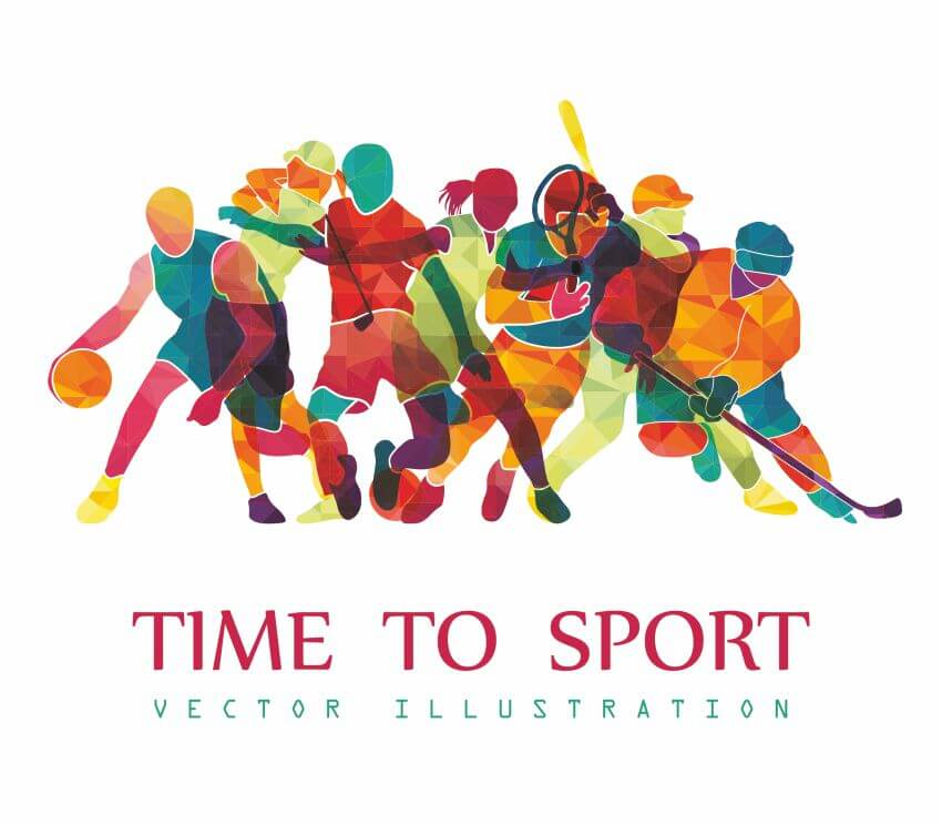 "Фотообои ""Sport"" (#130032)"