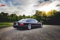 """Фотошпалери """"BMW E38"""" (#20002)"""