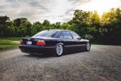 """Фотошпалери """"BMW E38"""" (#20007)"""