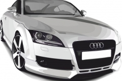 "Фотошпалери ""Audi"" (#20033)"