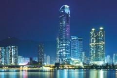 """Фотошпалери """"Китай, Гонконг"""" (#30010)"""