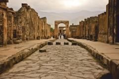 """Фотошпалери """"Італія, Помпеї"""" (#30011)"""