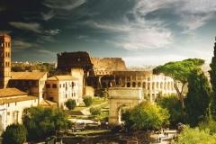 """Фотошпалери """"Римський форум"""" (#30028)"""