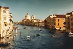 """Фотошпалери """"Італія, Гранд-канал"""" (#30029)"""