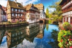 """Фотошпалери """"Франція, Страсбург"""" (#30030)"""