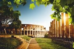 """Фотошпалери """"Рим, Колізей"""" (#30033)"""