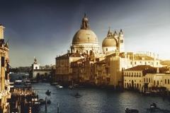 """Фотошпалери """"Італія, Гранд-канал"""" (#30034)"""