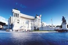 """Фотошпалери """"Пам'ятник Вітторіо Емануеле II"""" (#30036)"""