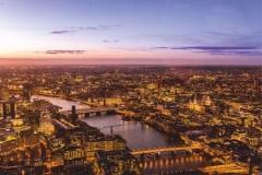 """Фотошпалери """"Нічний Лондон"""" (#30042)"""