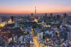 """Фотошпалери """"Башня Токіо"""" (#30044)"""