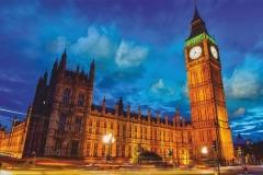 """Фотошпалери """"Біг-Бен, Великобританія"""" (#30054)"""