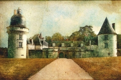 """Фотошпалери """"Замок Le Gue-pean , Франція"""" (#30055)"""