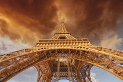 """Фотошпалери """"Эйфелева башня"""" (#30064)"""