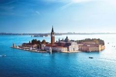 """Фотошпалери """"Острів Сан-Джорджо-Маджоре, Венеція"""" (#30065)"""