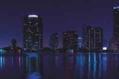 """Фотошпалери """"Панорамне місто"""" (#30076)"""