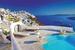 """Фотошпалери """"Санторіні, Греція"""" (#30088)"""