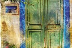 """Фотошпалери """"Старовинні двері"""" (#30104)"""