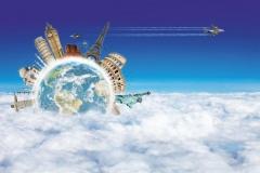 """Фотошпалери """"Пам'ятки планети"""" (#30107)"""