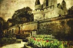 """Фотошпалери """"Старовинний замок"""" (#30110)"""
